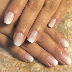 Gainage sur ongles naturels