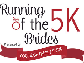 Running of the Brides 5K - Barn, Brides &  Beer!
