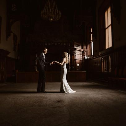 Przepiękne, jesienne wesele w Zbąszyniu.