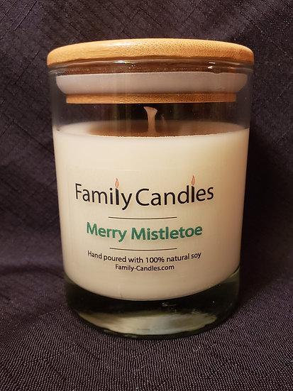Merry Mistletoe 12oz Soy