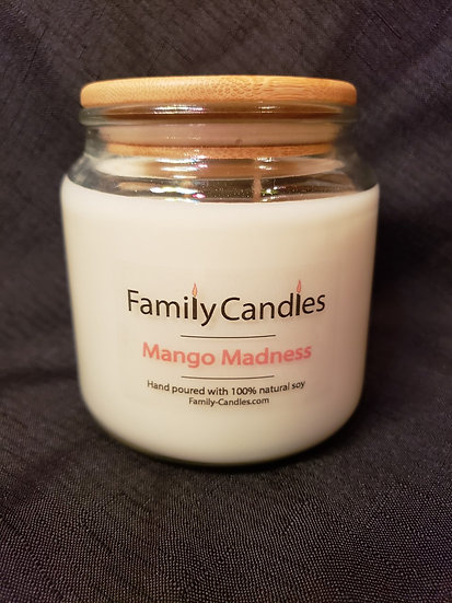 Mango Madness 16oz Soy