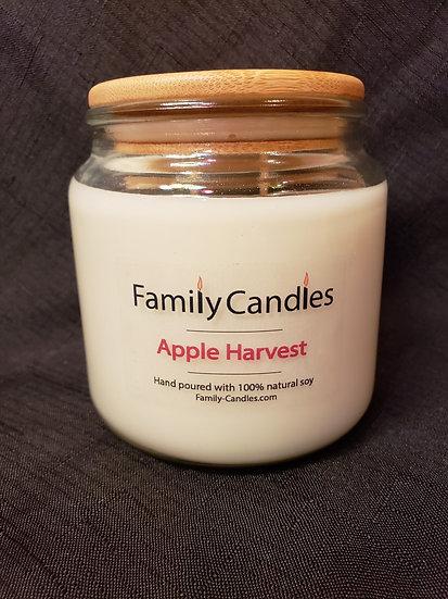 Apple Harvest 16oz Soy
