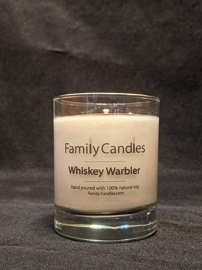 Whiskey Warbler 7.5 oz Soy