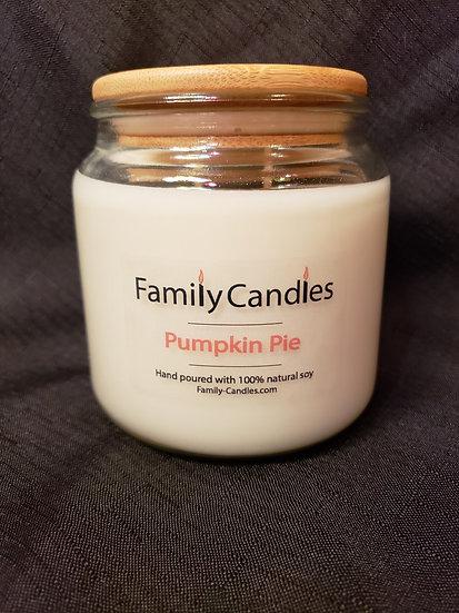 Pumpkin Pie 16oz Soy