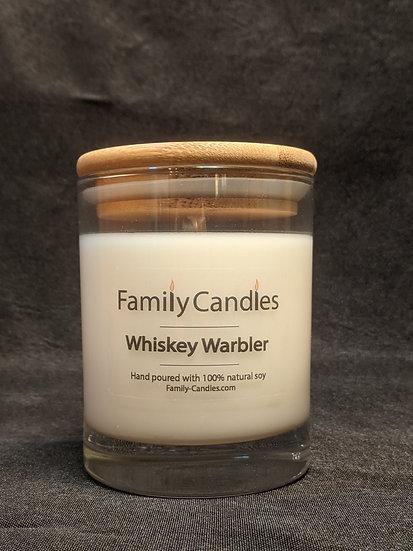 Whiskey Warbler 12 oz Soy