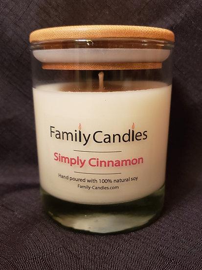 Simply Cinnamon 12oz Soy