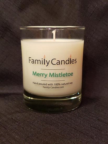 Merry Mistletoe 7.5oz Soy
