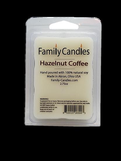 Hazelnut Coffee Soy Melt