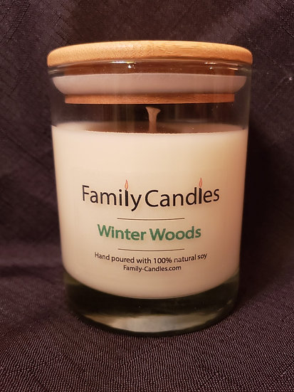 Winter Woods 12oz Soy