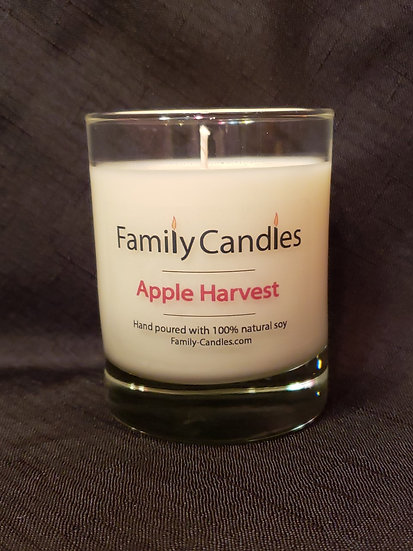 Apple Harvest 7.5oz Soy