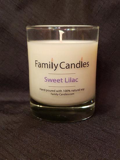 Sweet Lilac 7.5oz Soy