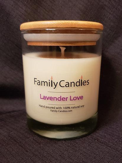 Lavender Love 12oz Soy