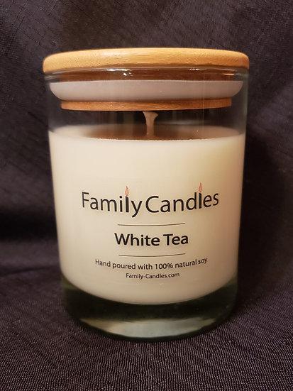 White Tea 12oz Soy