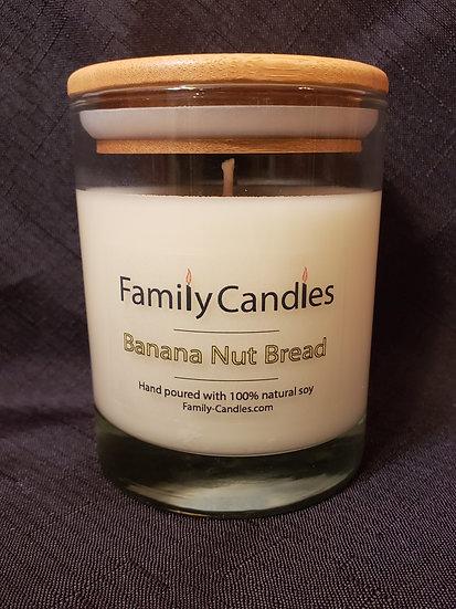Banana Nut Bread 12oz Soy