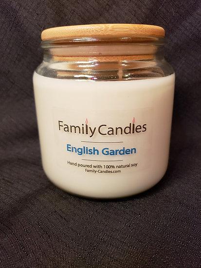 English Garden 16oz Soy