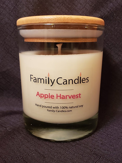 Apple Harvest 12oz Soy