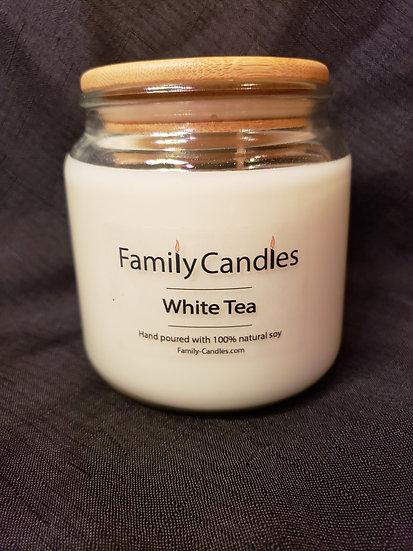 White Tea 16oz Soy