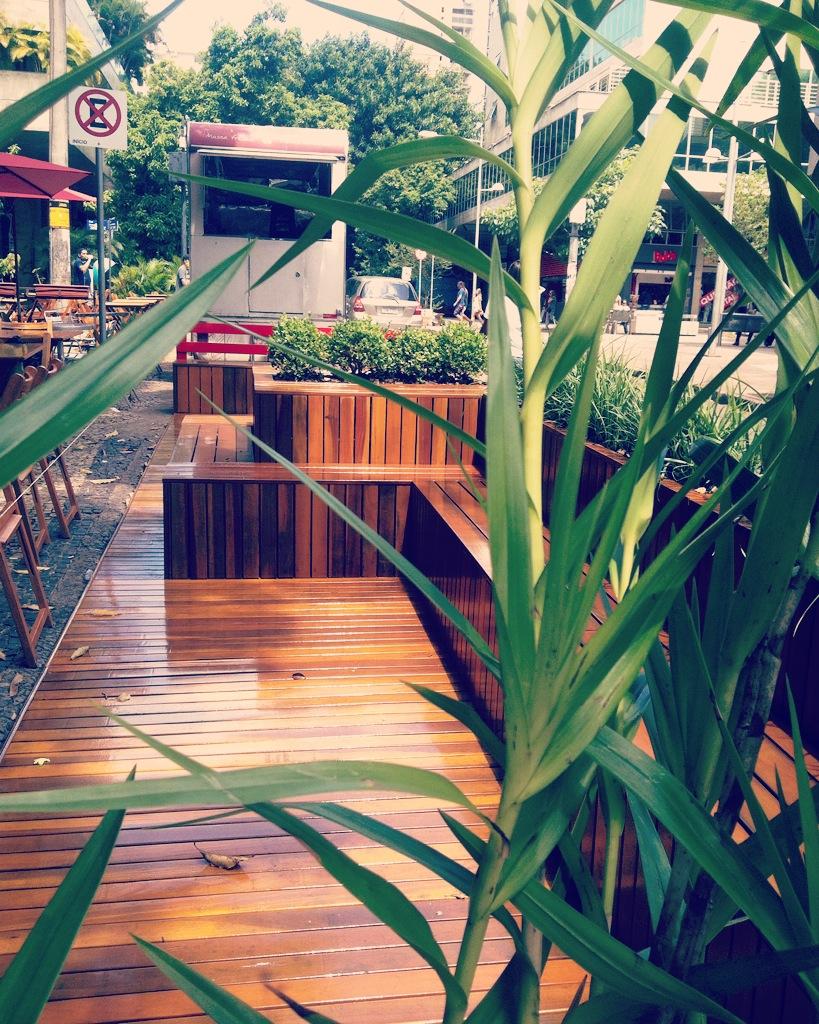 Parklet Marina's Bar