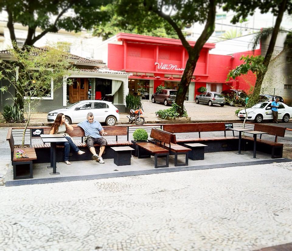 Parklet Kei