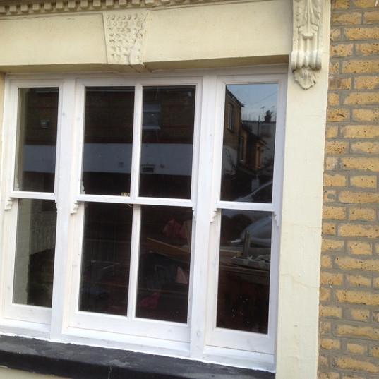 Box Sash Windows Burnham on Crouch Essex