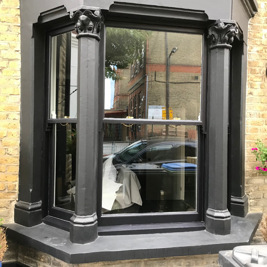 Box Sash Windows London