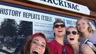 Mackin Island, MI