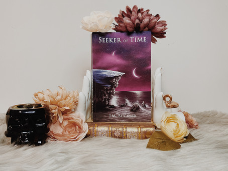 Seeker of Time By J.M. Buckler Review