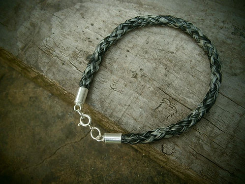 Sterling silver Country Braid™or Heritage Braid™