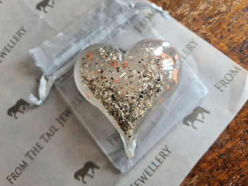 Large Keepsake Heart