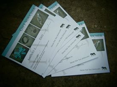 Vouchers from £10