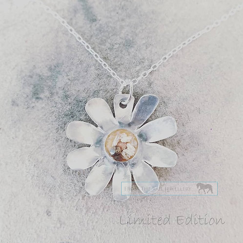 Limited Edition Daisy Pendant