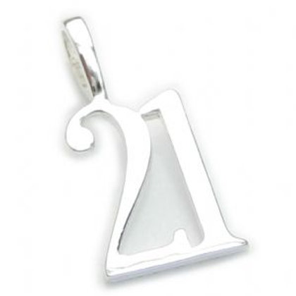 Sterling silver age charms /birthdays