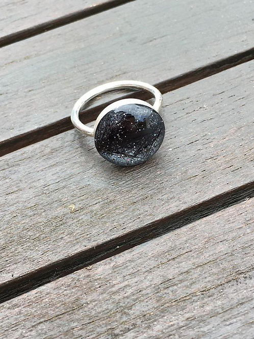 Sterling silver Melissa Ring