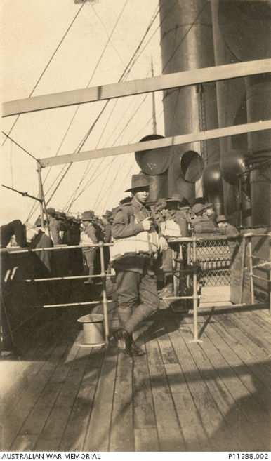 SMITH Percy Shearwood - Yours truly on board Caledonia.jpg