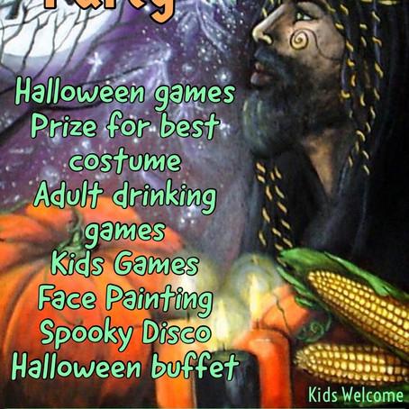 Samhain Night Party