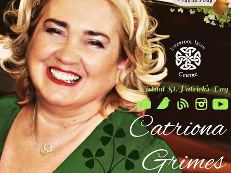 Catriona Grimes - St. Patrick's Arrangement