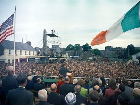 JFK in Wexford - Committee Blog, Patrick Gaul