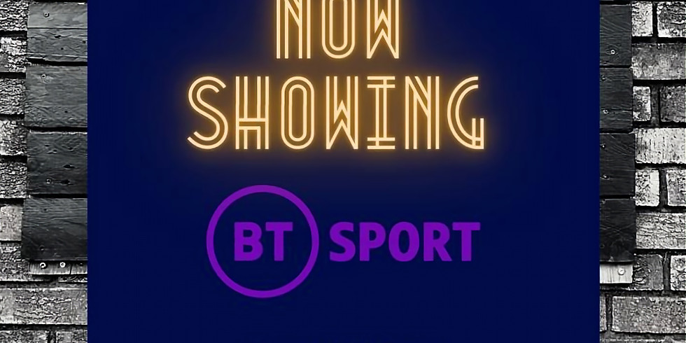 Sky Sports and BT Sports Showing at Liverpool Irish Centre