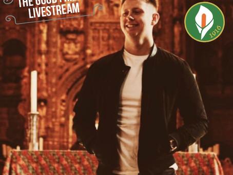Conleth Mc Geary - Good Friday Livestream