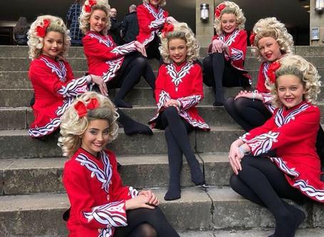 The Loughran School of Irish Dance with Megan Loughran