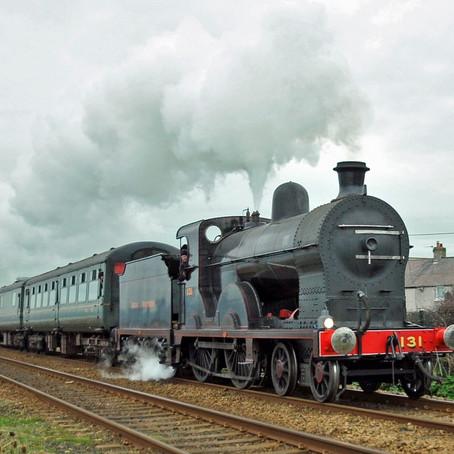 Trainspotting with Ian McDermott