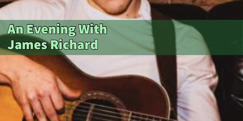 An Evening with James Richard