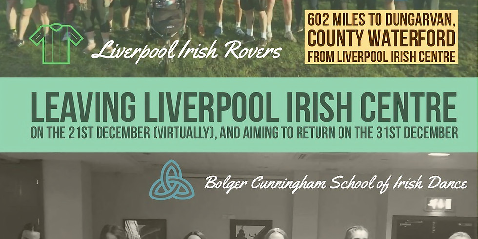 Liverpool to Dungarven and Back