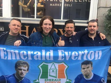 Emerald Everton - A Massive Thank You!