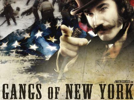 Movie Night - Gangs Of New York