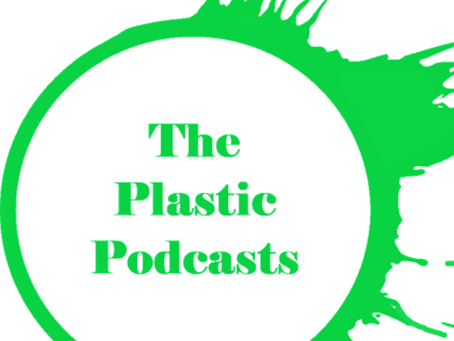 The Plastic Podcast - Patrick Gaul, Angela Billing and Niall Gibney