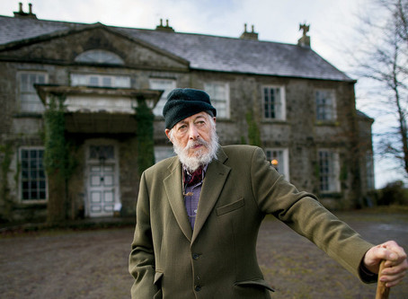 My Favourite Author - J.P.Donleavy – by Ian McDermott
