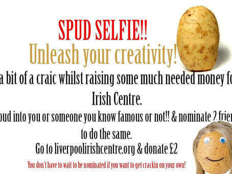 Spud Selfies - Phase 1 Gallery