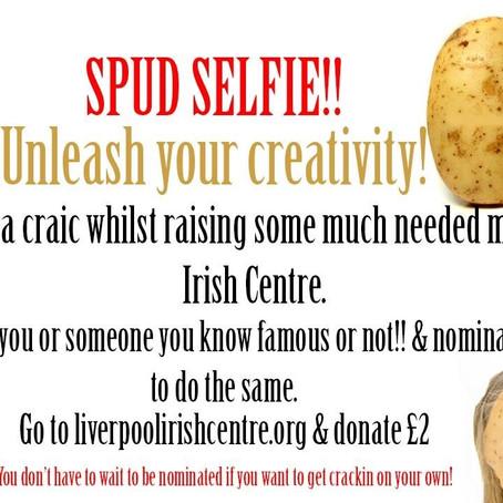 Spud Selfies - Phase 1 Gallery