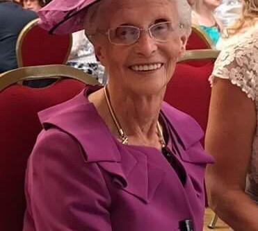 Happy 90th Birthday Ann!